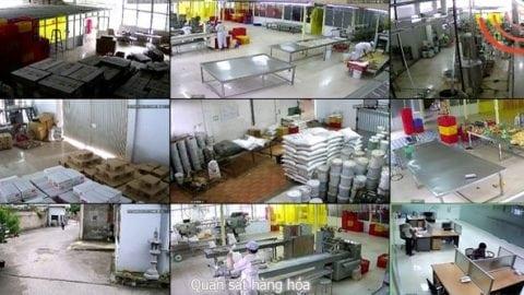 Tư vấn và quy trình lắp đặt camera giám sát nhà xưởng tại Cameravn247
