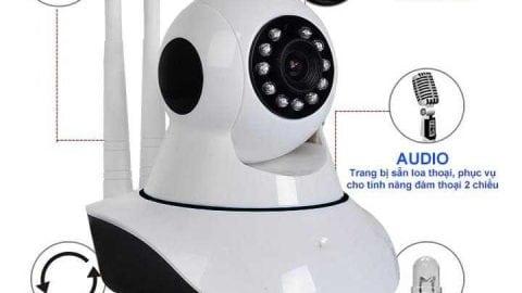 Các loại camera quan sát sử dụng phổ biến nhất hiện nay