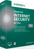 Kaspersky Internet Security cho Mac (1 OS)