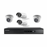 Trọn bộ 8 camera Hikvision 5.0Mp