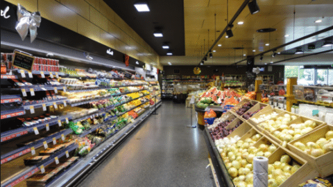 Giải pháp Lắp đặt camera quan sát cho siêu thị