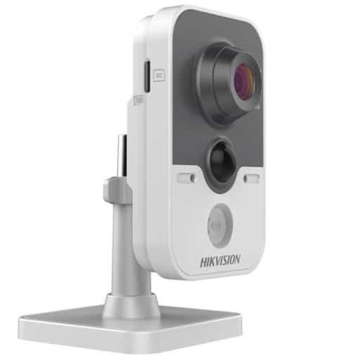 Camera IP/Wifi CUBE đa năng – DS-2CD2420F-IW (2MP)