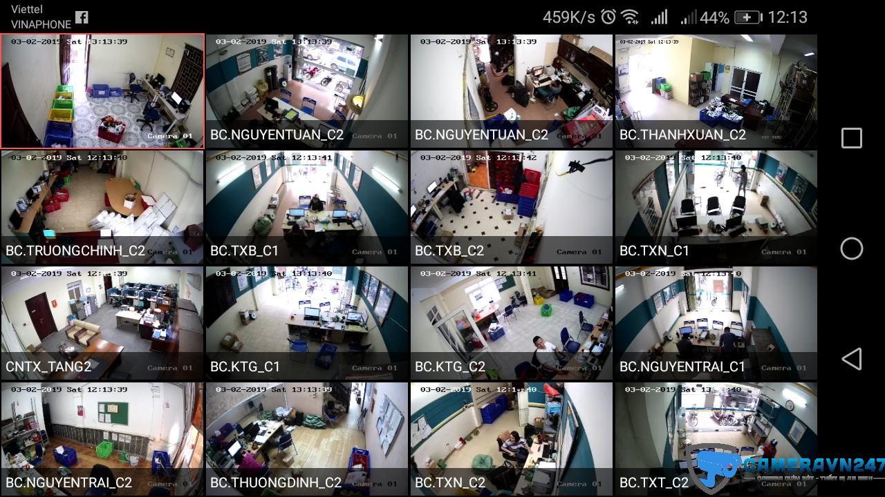 Hoàn thiện dự án Chi Nhánh Viettel Post Thanh Xuân – Hà Nội
