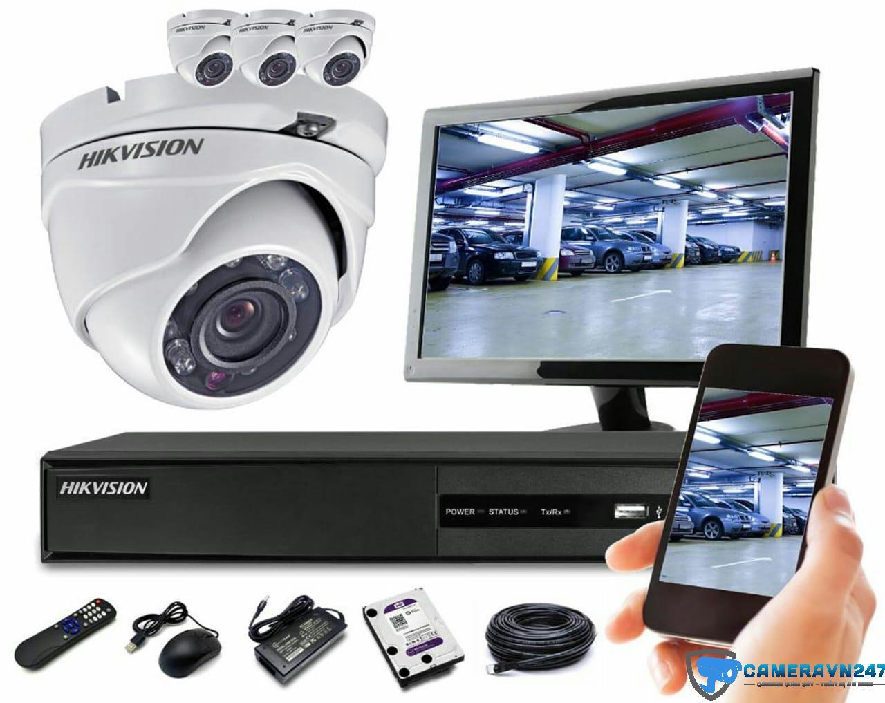 Những lưu ý khi lắp camera giám sát mới nhất 2021