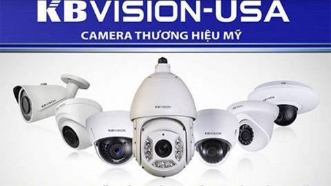 Lắp đặt camera kbvision – Giải pháp an toàn cho ngôi nhà bạn