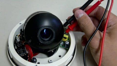 Dịch vụ sửa camera an ninh tốt nhất trên thị trường hiện nay