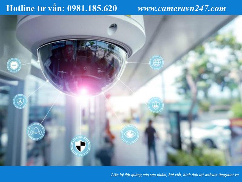 Tại sao lại nên lắp hệ thống camera quan sát?